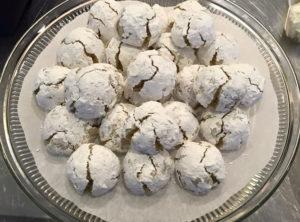 GF Organic Almond Lemon Crinkles
