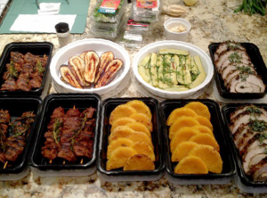 One Example of a Paleo Meal Service