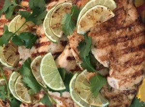 Organic Cilantro Lime Chicken