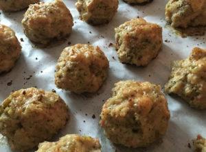 Signature Organic Lemon Chicken Caesar Meatballs