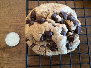 Giant GF Organic Chocolate Chunk Cookies